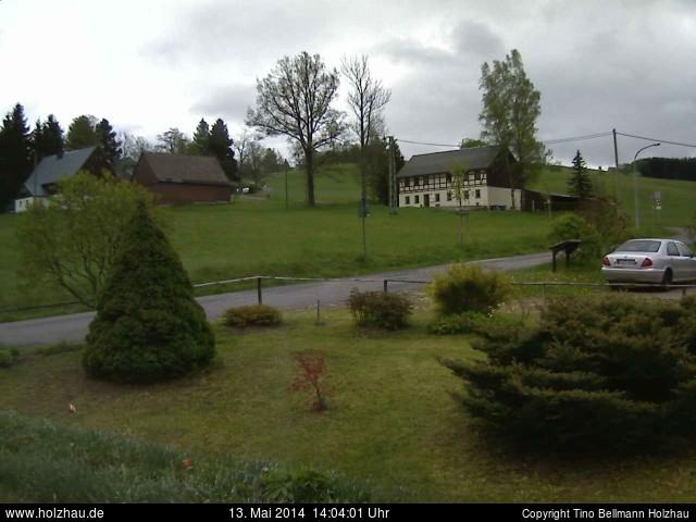 Wetter am 13.05.2014 in Holzhau (Erzgebirge)