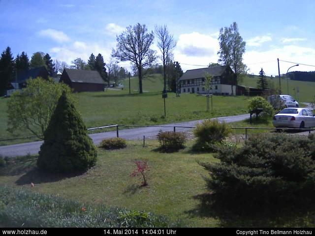 Wetter am 14.05.2014 in Holzhau (Erzgebirge)