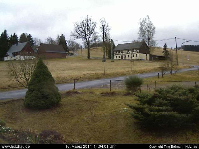 Wetter am 16.03.2014 in Holzhau (Erzgebirge)
