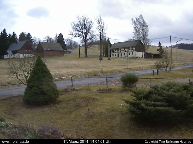 Wetter am 17.03.2014 in Holzhau (Erzgebirge)