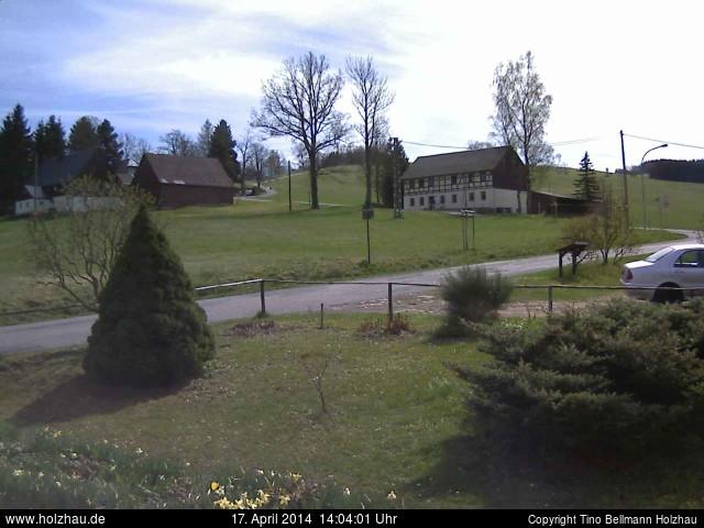 Wetter am 17.04.2014 in Holzhau (Erzgebirge)
