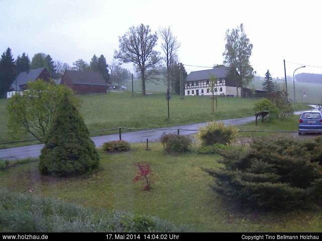 Wetter am 17.05.2014 in Holzhau (Erzgebirge)