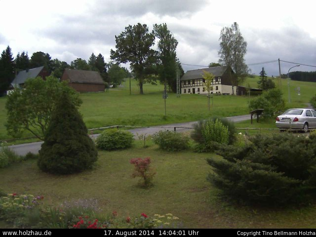 Wetter am 17.08.2014 in Holzhau (Erzgebirge)
