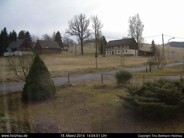 Wetter am 18.03.2014 in Holzhau (Erzgebirge)