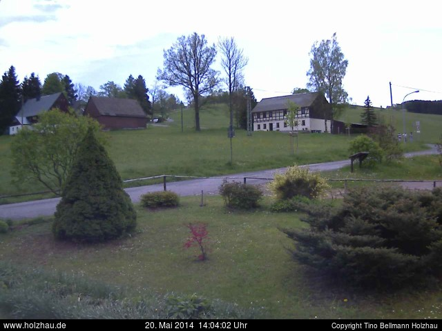 Wetter am 20.05.2014 in Holzhau (Erzgebirge)