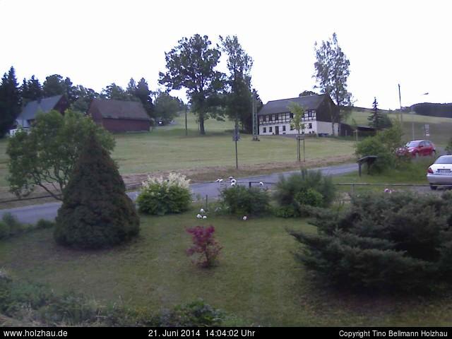 Wetter am 21.06.2014 in Holzhau (Erzgebirge)