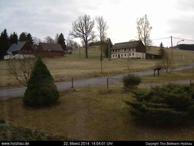 Wetter am 22.03.2014 in Holzhau (Erzgebirge)
