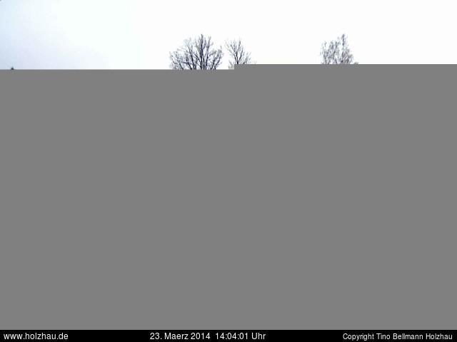 Wetter am 23.03.2014 in Holzhau (Erzgebirge)