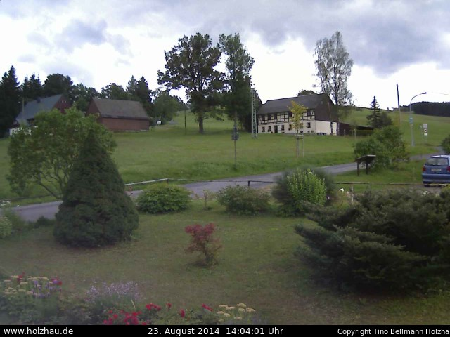 Wetter am 23.08.2014 in Holzhau (Erzgebirge)