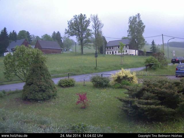 Wetter am 24.05.2014 in Holzhau (Erzgebirge)