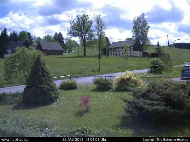 Wetter am 25.05.2014 in Holzhau (Erzgebirge)