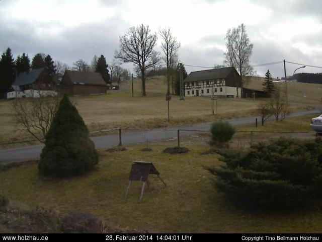 Wetter am 28.02.2014 in Holzhau (Erzgebirge)