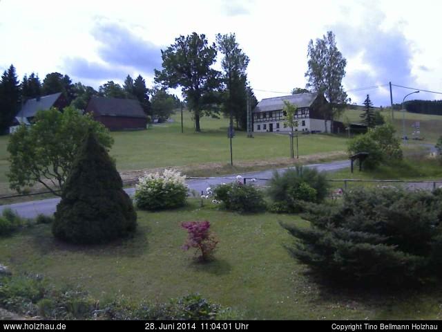 Wetter am 28.06.2014 in Holzhau (Erzgebirge)