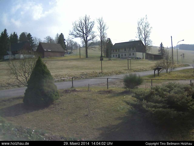 Wetter am 29.03.2014 in Holzhau (Erzgebirge)