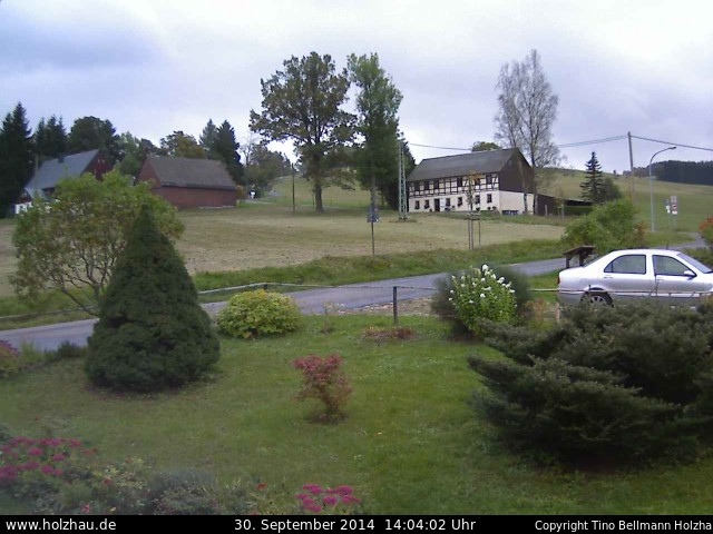 Wetter am 30.09.2014 in Holzhau (Erzgebirge)