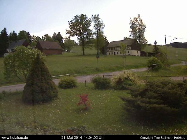 Wetter am 31.05.2014 in Holzhau (Erzgebirge)