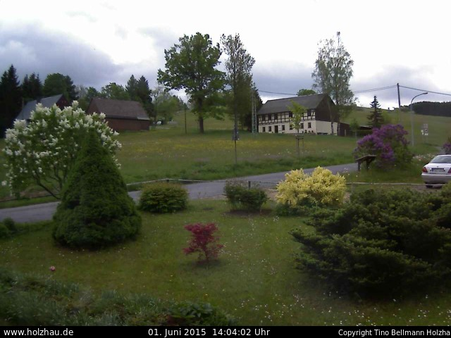 Wetter am 01.06.2015 in Holzhau (Erzgebirge)