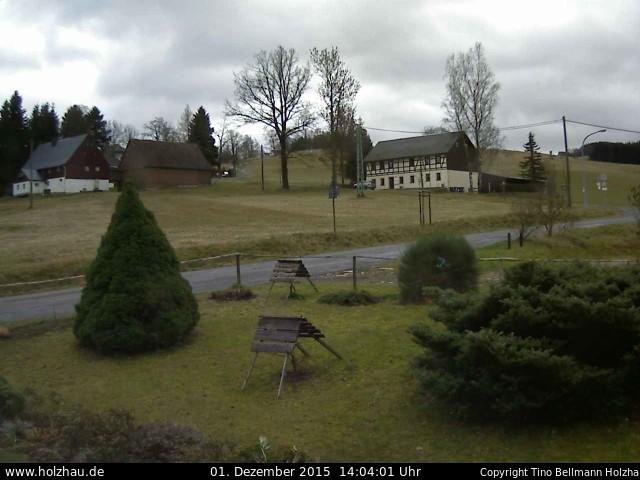 Wetter am 01.12.2015 in Holzhau (Erzgebirge)