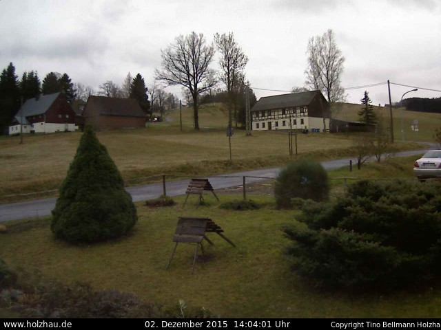 Wetter am 02.12.2015 in Holzhau (Erzgebirge)