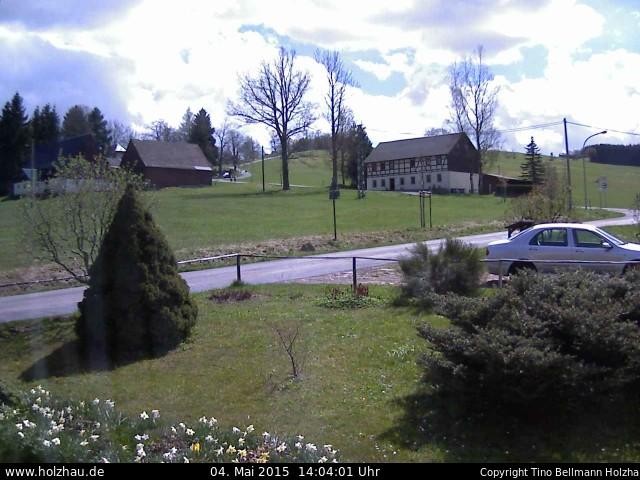 Wetter am 04.05.2015 in Holzhau (Erzgebirge)