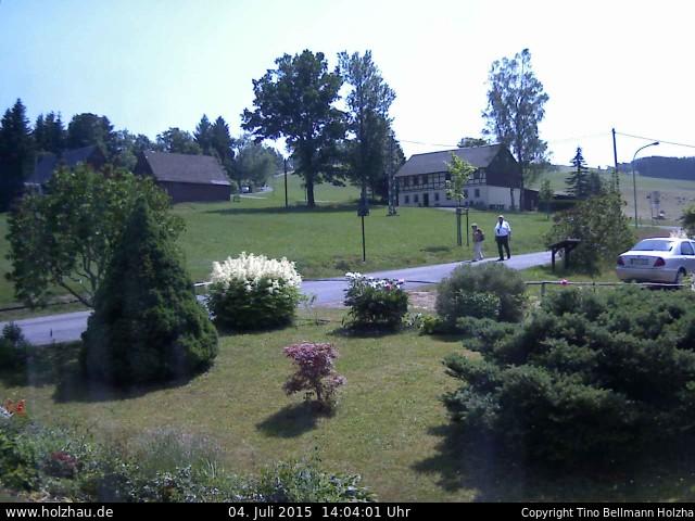 Wetter am 04.07.2015 in Holzhau (Erzgebirge)