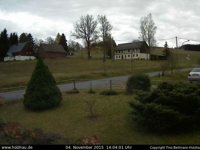 Wetter am 04.11.2015 in Holzhau (Erzgebirge)