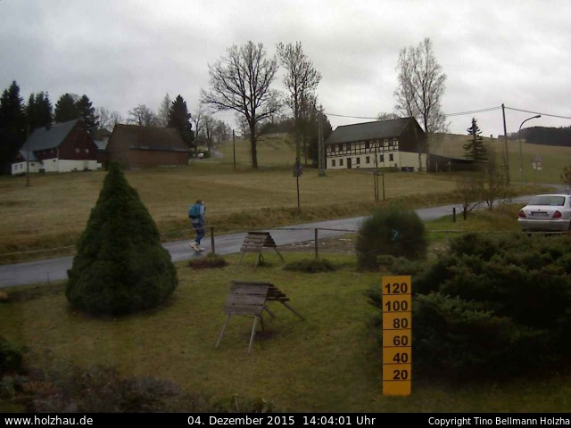 Wetter am 04.12.2015 in Holzhau (Erzgebirge)