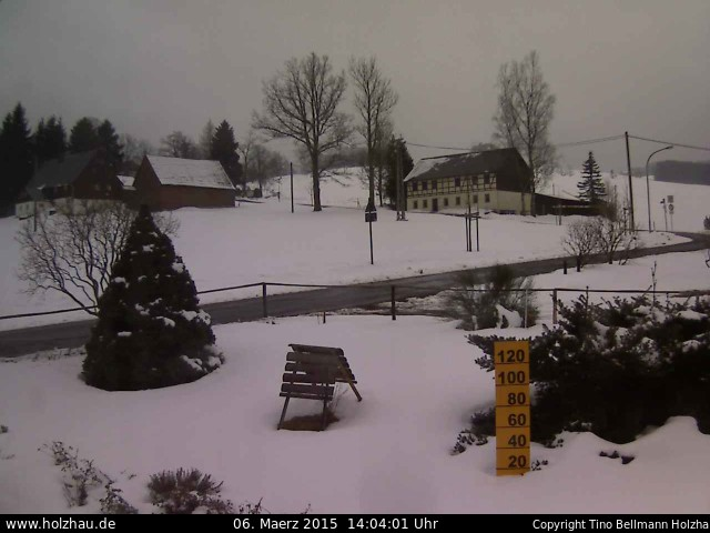 Wetter am 06.03.2015 in Holzhau (Erzgebirge)