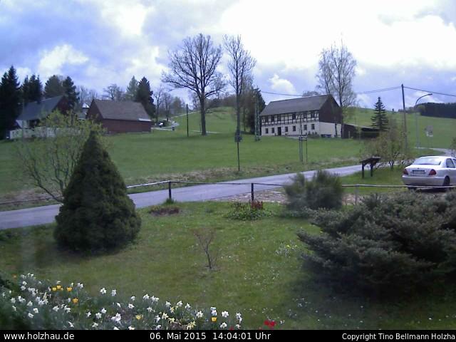 Wetter am 06.05.2015 in Holzhau (Erzgebirge)