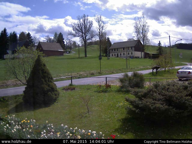 Wetter am 07.05.2015 in Holzhau (Erzgebirge)