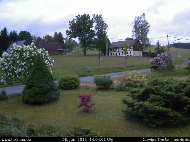 Wetter am 08.06.2015 in Holzhau (Erzgebirge)
