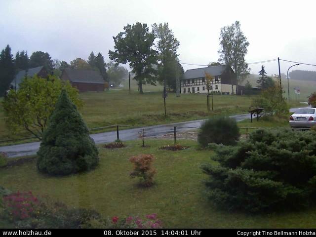 Wetter am 08.10.2015 in Holzhau (Erzgebirge)