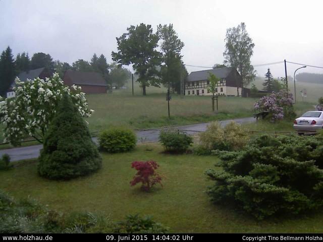 Wetter am 09.06.2015 in Holzhau (Erzgebirge)