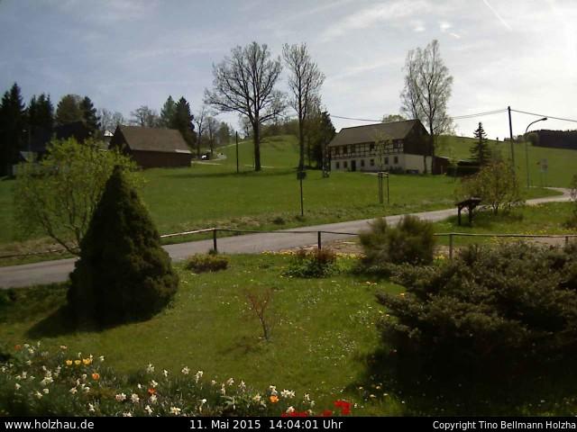 Wetter am 11.05.2015 in Holzhau (Erzgebirge)