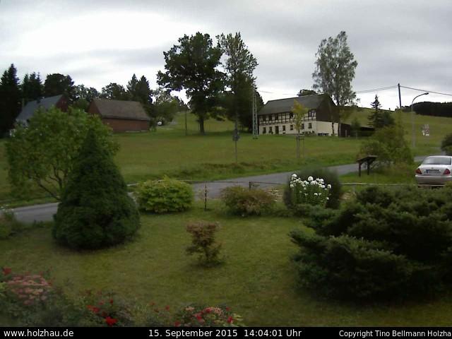 Wetter am 15.09.2015 in Holzhau (Erzgebirge)