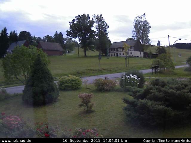 Wetter am 16.09.2015 in Holzhau (Erzgebirge)
