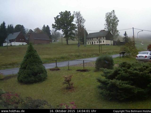 Wetter am 16.10.2015 in Holzhau (Erzgebirge)
