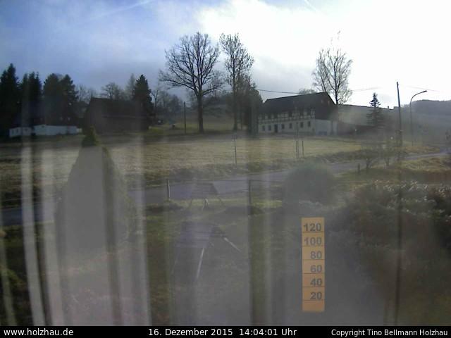 Wetter am 16.12.2015 in Holzhau (Erzgebirge)