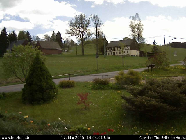 Wetter am 17.05.2015 in Holzhau (Erzgebirge)