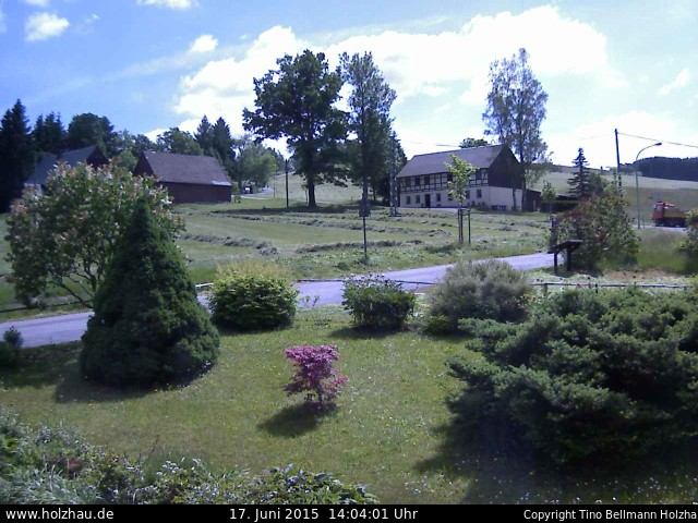 Wetter am 17.06.2015 in Holzhau (Erzgebirge)