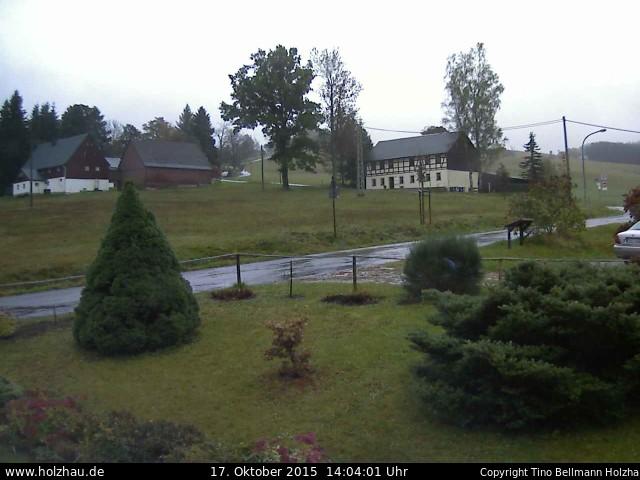 Wetter am 17.10.2015 in Holzhau (Erzgebirge)