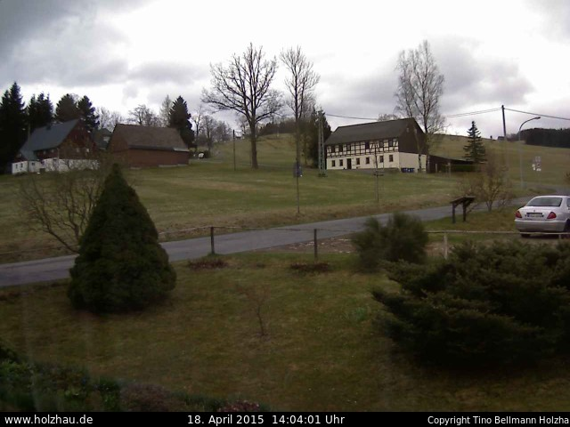 Wetter am 18.04.2015 in Holzhau (Erzgebirge)