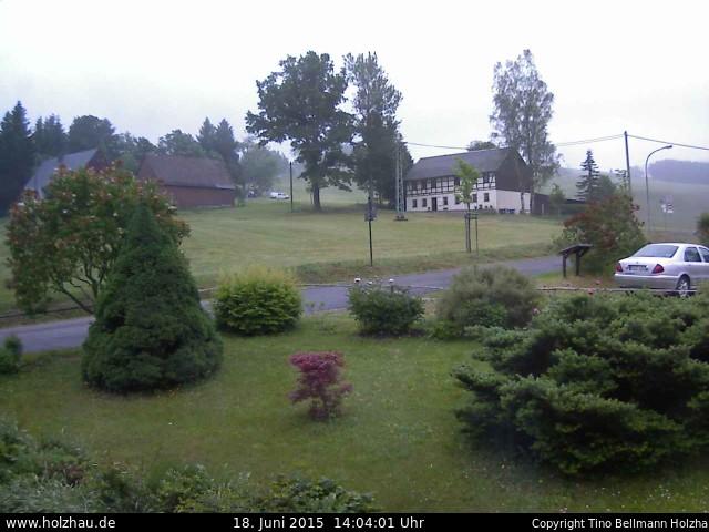 Wetter am 18.06.2015 in Holzhau (Erzgebirge)