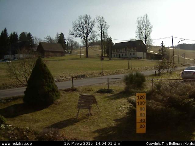 Wetter am 19.03.2015 in Holzhau (Erzgebirge)
