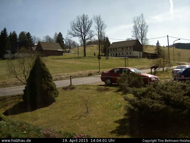 Wetter am 19.04.2015 in Holzhau (Erzgebirge)