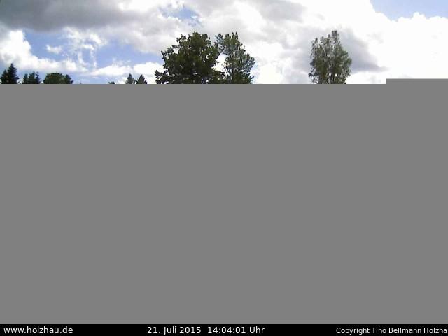 Wetter am 21.07.2015 in Holzhau (Erzgebirge)