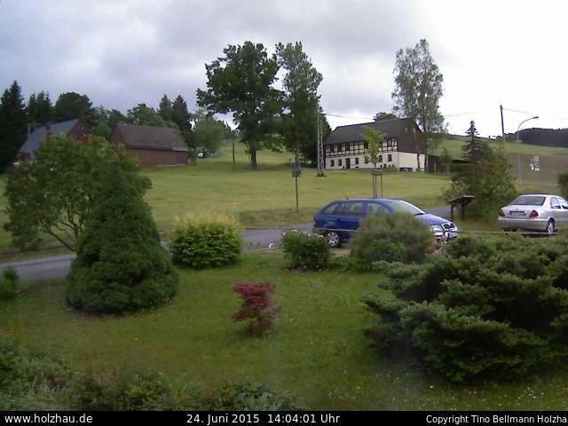 Wetter am 24.06.2015 in Holzhau (Erzgebirge)