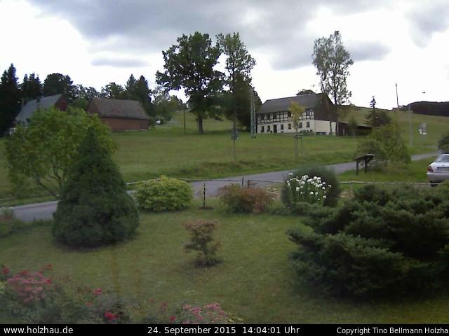 Wetter am 24.09.2015 in Holzhau (Erzgebirge)