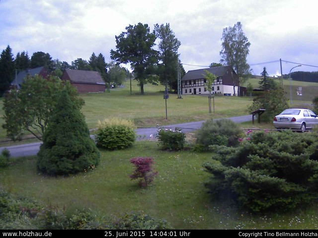Wetter am 25.06.2015 in Holzhau (Erzgebirge)