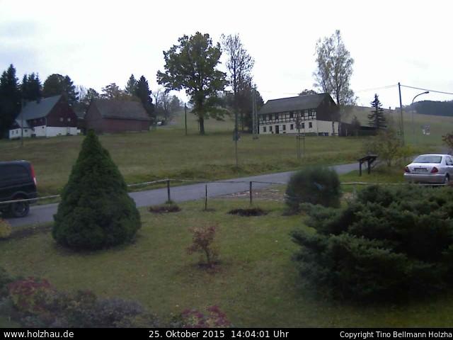 Wetter am 25.10.2015 in Holzhau (Erzgebirge)